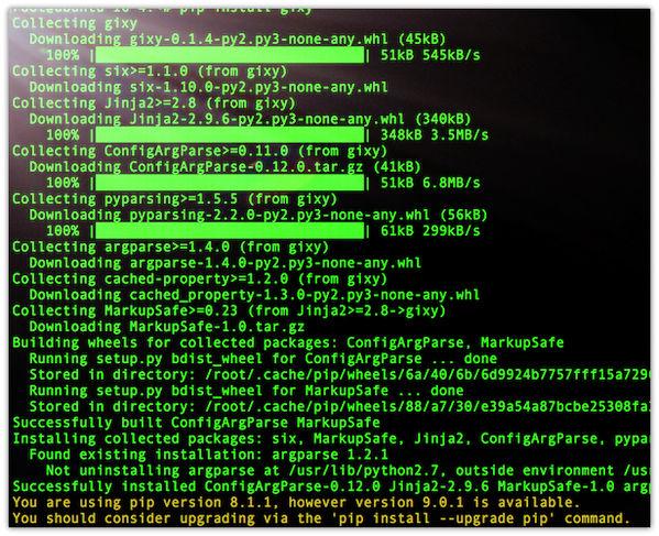 проверка безопасности nginx