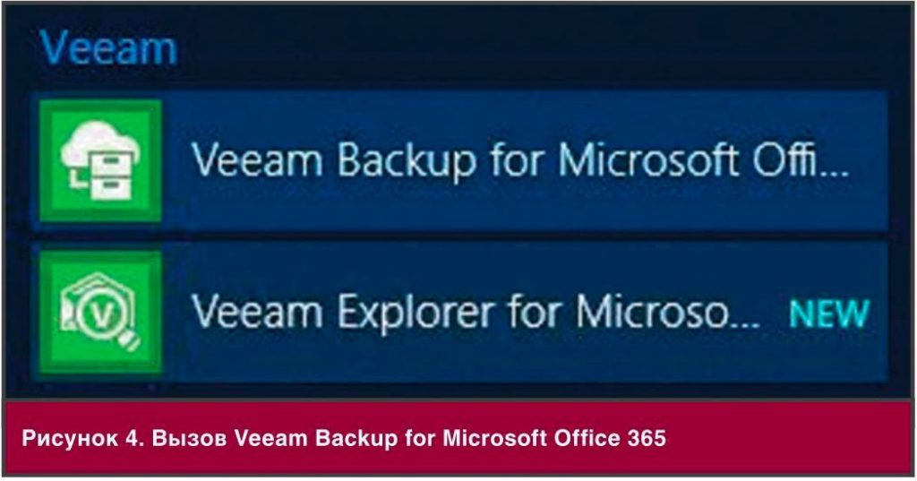 настройка veeem backup office 365